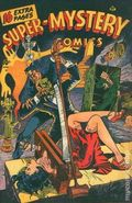 Super Mystery Comics (1940) Vol. 6 #3