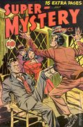 Super Mystery Comics (1940) Vol. 6 #6