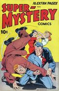 Super Mystery Comics (1940) Vol. 7 #2