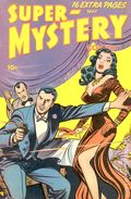 Super Mystery Comics (1940) Vol. 7 #5
