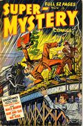Super Mystery Comics (1940) Vol. 8 #2