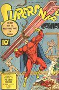 Supersnipe Comics Vol. 2 (1945) 1