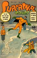 Supersnipe Comics Vol. 3 (1946) 1