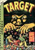 Target Comics (1940) Vol. 9 #12