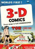 3-D Comics Tor (1953 St. John) 2A