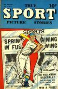 True Sport Picture Stories Vol. 4 (1947) 1