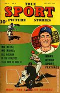 True Sport Picture Stories Vol. 4 (1947) 9
