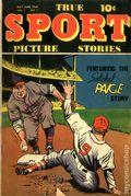 True Sport Picture Stories Vol. 5 (1949) 1