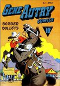 Gene Autry Comics (1941-1943 Fawcett/Dell) 7