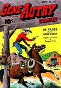 Gene Autry Comics (1941-1943 Fawcett/Dell) 10