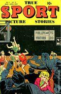 True Sport Picture Stories Vol. 4 (1947) 12
