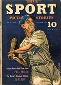 True Sport Picture Stories Vol. 1 (1942) 9