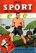 True Sport Picture Stories Vol. 2 (1944) 3