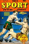 True Sport Picture Stories Vol. 5 (1949) 2