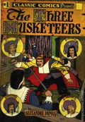 Classics Illustrated 001 The Three Musketeers (1946) 6