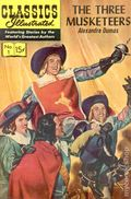 Classics Illustrated 001 The Three Musketeers (1946) 18