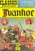 Classics Illustrated 002 Ivanhoe (1946) 12