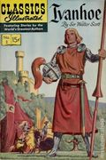 Classics Illustrated 002 Ivanhoe (1946) 22A