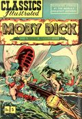 Classics Illustrated 005 Moby Dick (1942) 8