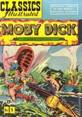 Classics Illustrated 005 Moby Dick (1942) 12