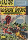 Classics Illustrated 005 Moby Dick (1942) 13