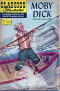 Classics Illustrated 005 Moby Dick (1942) 20