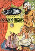 Classics Illustrated 008 Arabian Nights 1