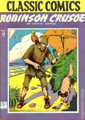 Classics Illustrated 010 Robinson Crusoe 3