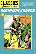 Classics Illustrated 010 Robinson Crusoe 6
