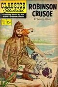 Classics Illustrated 010 Robinson Crusoe 12