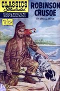 Classics Illustrated 010 Robinson Crusoe 17