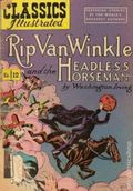Classics Illustrated 012 Rip Van Winkle 1