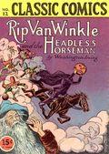 Classics Illustrated 012 Rip Van Winkle 4