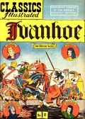 Classics Illustrated 002 Ivanhoe (1946) 8