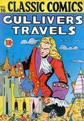 Classics Illustrated 016 Gulliver's Travels (1943) 1