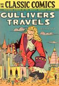 Classics Illustrated 016 Gulliver's Travels (1943) 4