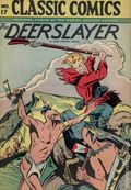 Classics Illustrated 017 The Deerslayer (1944) 4