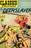 Classics Illustrated 017 The Deerslayer (1944) 10