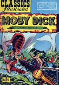 Classics Illustrated 005 Moby Dick (1942) 9