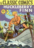 Classics Illustrated 019 Huckleberry Finn (1944) 2