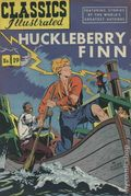 Classics Illustrated 019 Huckleberry Finn (1944) 6