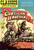 Classics Illustrated 020 The Corsican Brothers (1944) 7