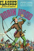 Classics Illustrated 007 Robin Hood 9
