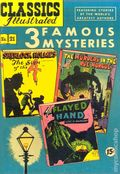 Classics Illustrated 021 3 Famous Mysteries (1944) 6