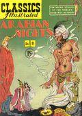 Classics Illustrated 008 Arabian Nights 7