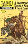 Classics Illustrated 024 A Yankee in King Arthur's Court 10