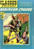 Classics Illustrated 010 Robinson Crusoe 9