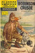 Classics Illustrated 010 Robinson Crusoe 14