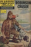 Classics Illustrated 010 Robinson Crusoe 18