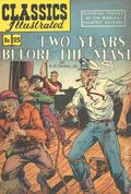 Classics Illustrated 025 Two Years Before the Mast 3